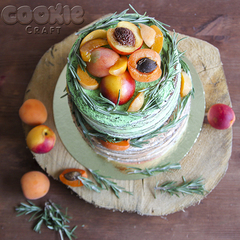 Торт дочке на 7 лет фото 10